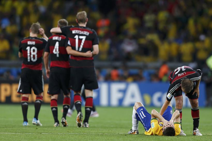 Lahm Brazil Germany