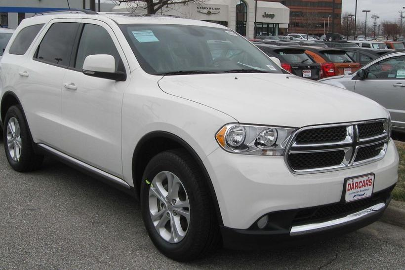 Chrysler Recall Some Jeep Grand Cherokee Dodge Durango