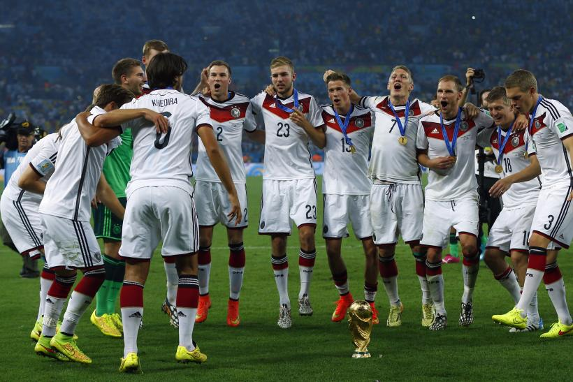 Germany Wins WC2014