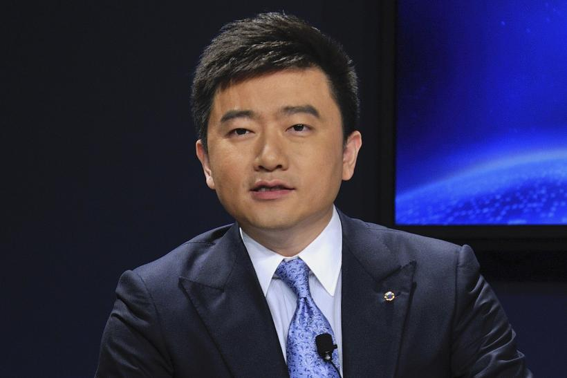 Rui Chenggang_Chinese News Anchor