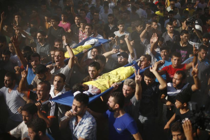 Gaza: Palestinian Children Deaths
