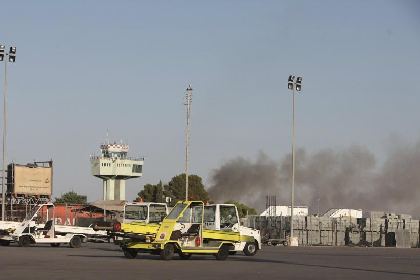 Tripoli Airport_July15