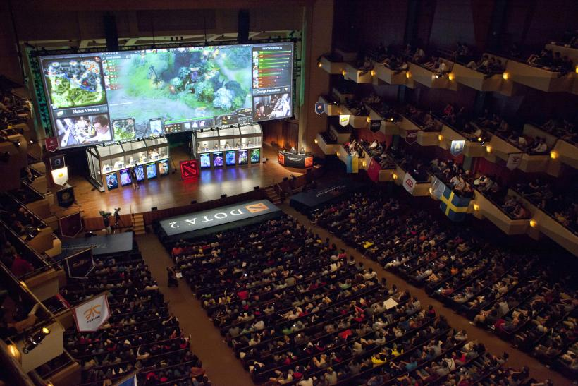 Dota 2' International Championships 2014 Live Stream: Competition To