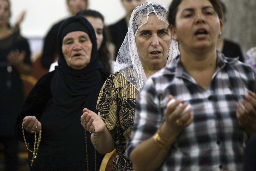 Iraqi Christians Of Mosul-July 19, 2014-05