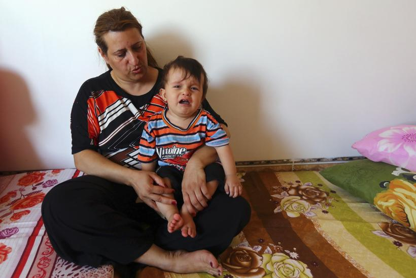 Iraqi Christians Of Mosul-July 19, 2014-07
