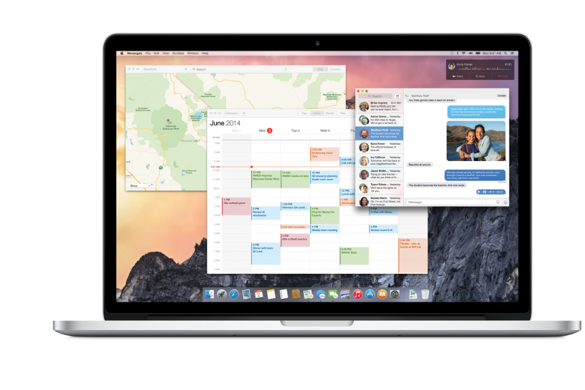 Apple Mac OS Yosemite Public Beta