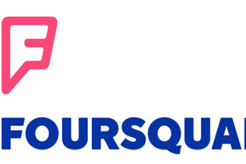 New Foursquare logo