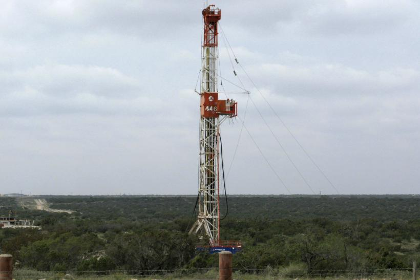Texas Natural Gas Fracking Drilling