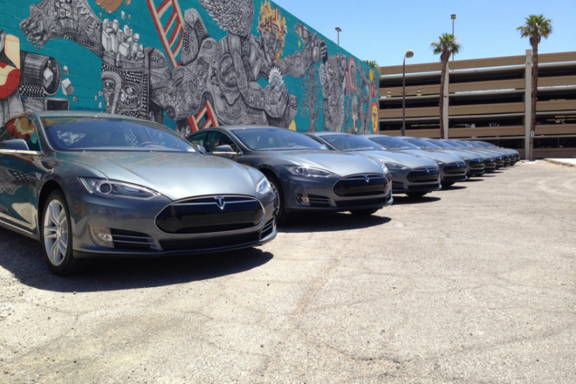 Tesla Model S Stock Elon Musk Project 100