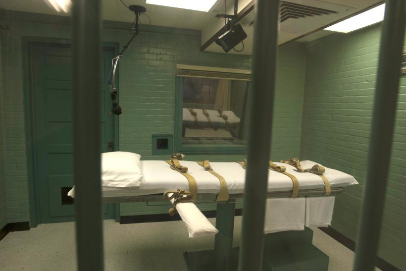 death chamber lethal injections AZ