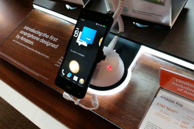 Amazon Fire Phone AT&T Stores