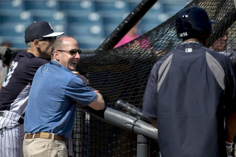 Brian Cashman New York Yankees