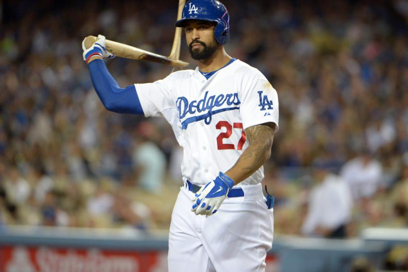 Matt Kemp Los Angeles Dodgers