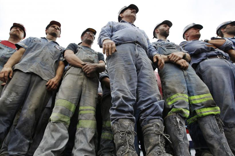 Alpha Natural Resources To Cut 1100 Coal Miner Jobs As Demand Falls For Gas Increases