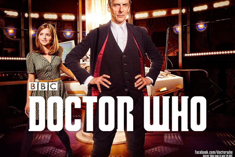 'Doctor Who' Season 8 Premiere