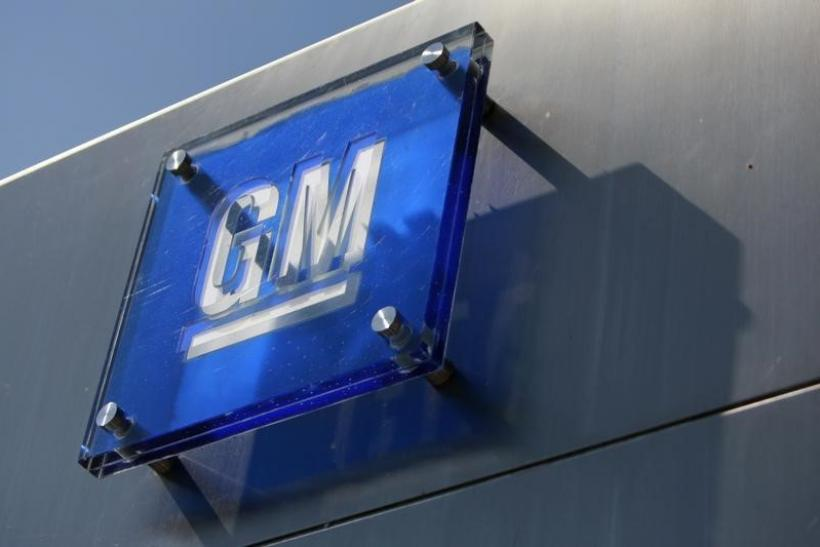 General Motors Logo-Aug. 25, 2009
