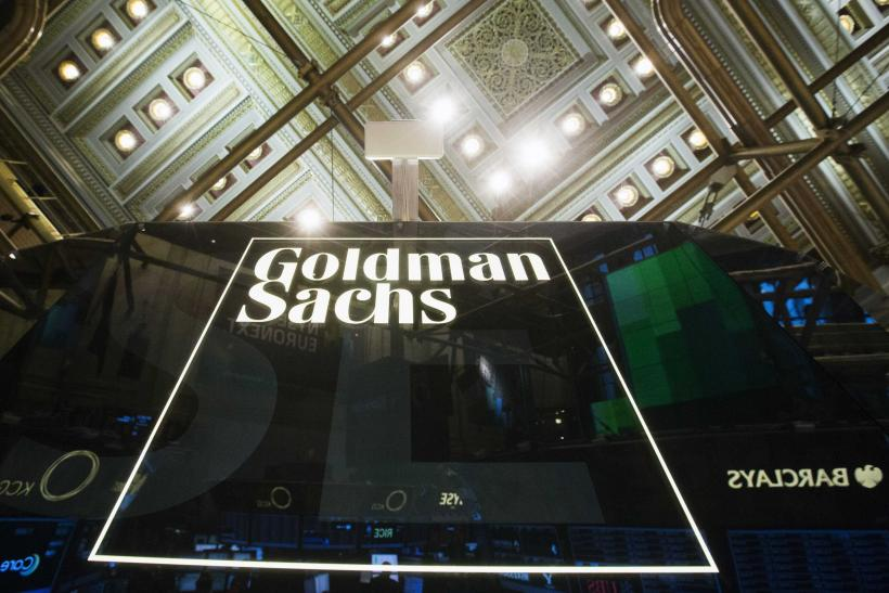Goldman Sachs Sign-Jan. 24, 2014