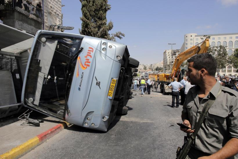 Jerusalem bus attack