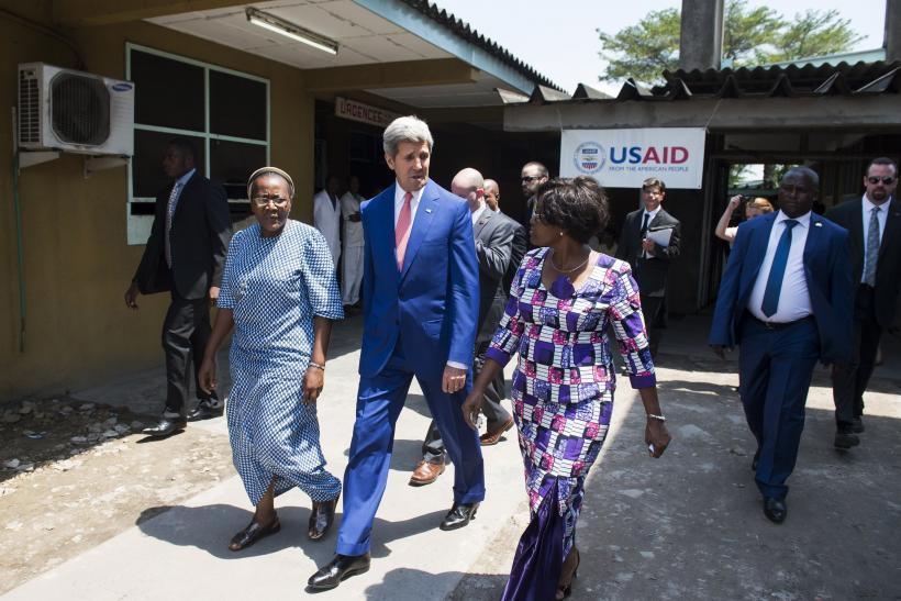 USAID Kerry