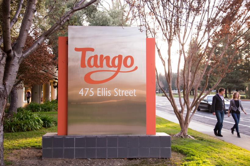 Tango Messaging App_Office