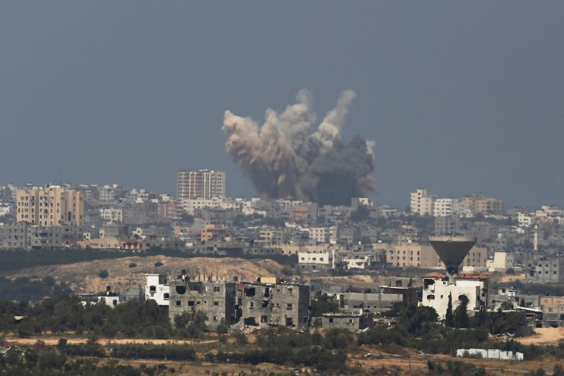 Gaza Strip Israeli attacks