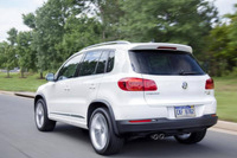 vw recalls tiguan for fuel system problem routan for. Black Bedroom Furniture Sets. Home Design Ideas