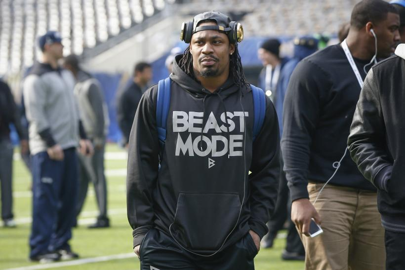 Marshawn Lynch Arrested >> Marshawn Lynch Investigated For Assault Property Damage