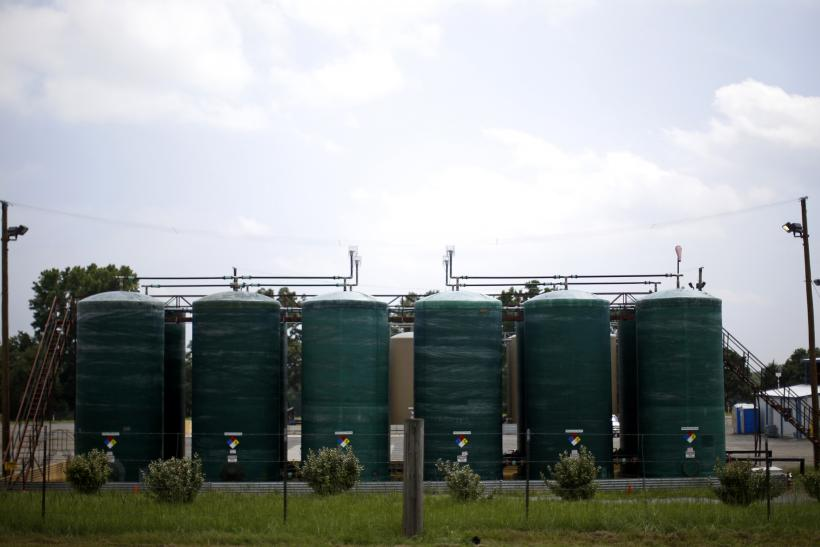 Texas Fracking Wastewater Disposal Rules