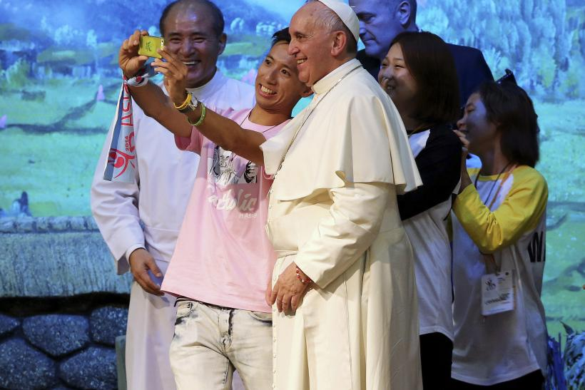 Pope Francis South Korea