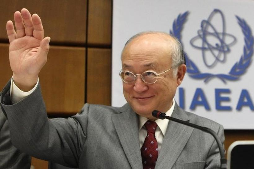 IAEA Director General Yukiya Amano-June 4, 2014