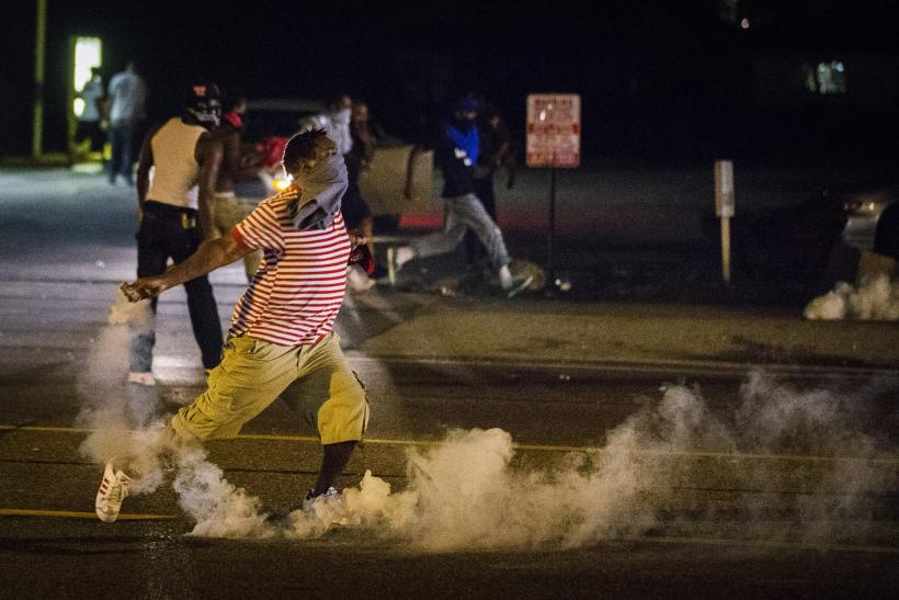 Ferguson unrest