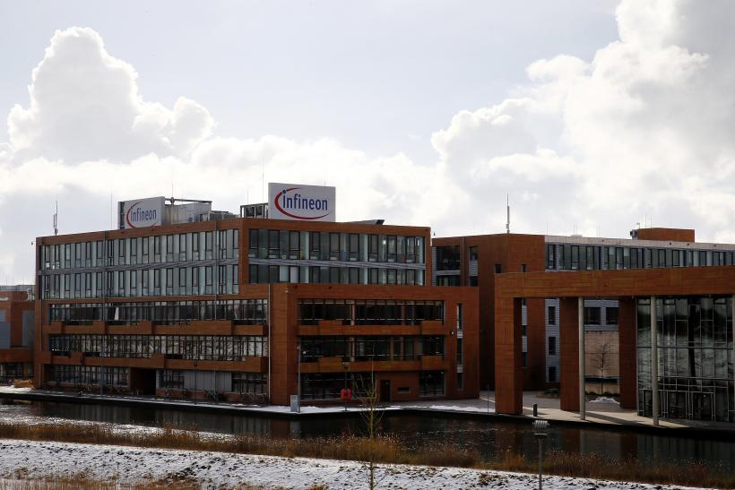 Infineon semiconductor headquarters