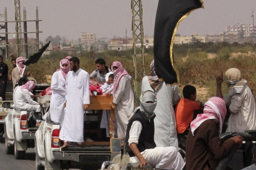 egypt funeral convoy