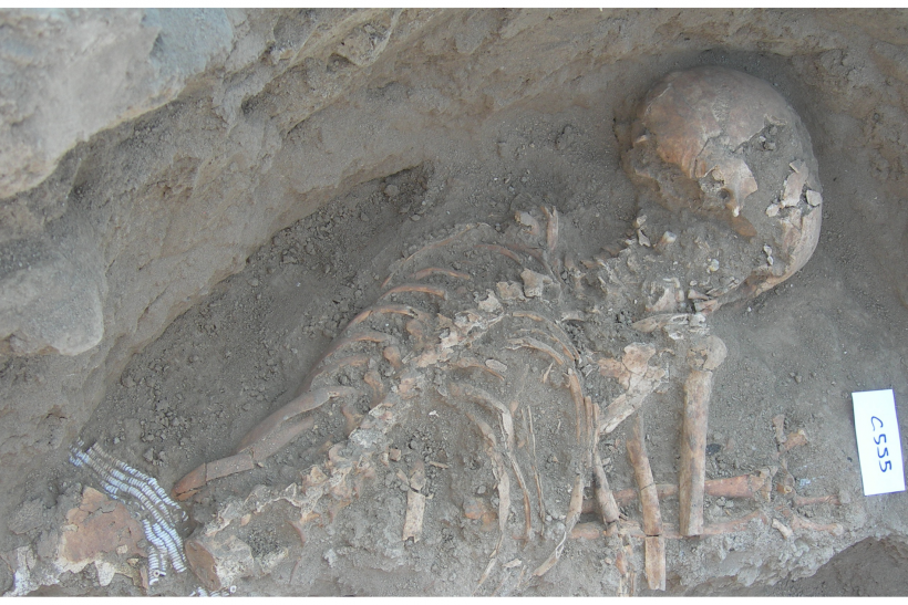 oldest_metal_grave