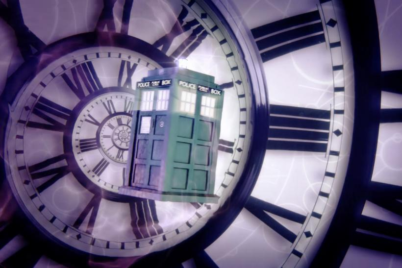 'Doctor Who' Season 8 Title Sequence