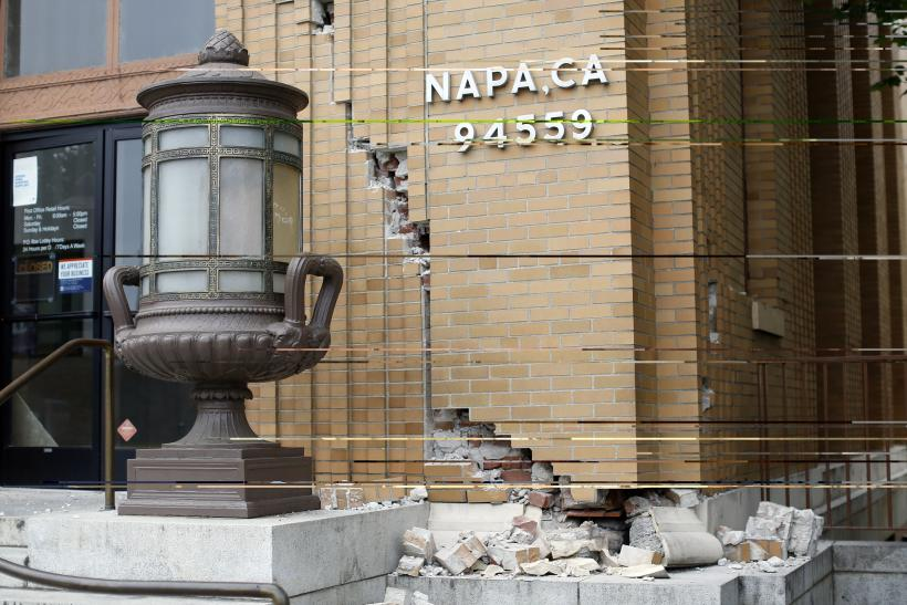 Napa Earthquake_Aug24, 2014