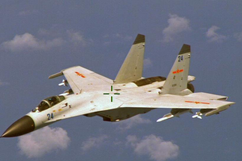 China's fighter jet