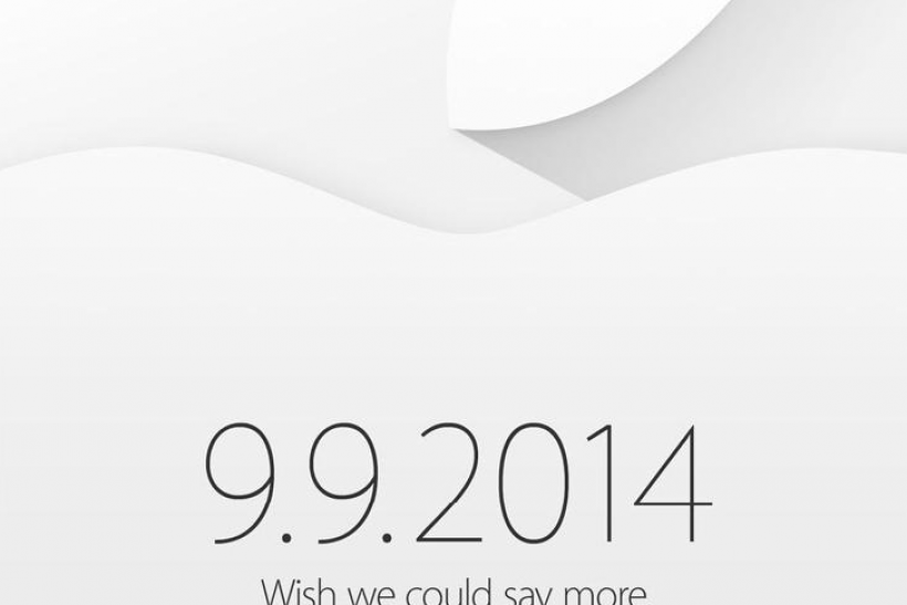 Apple iPhone 6 iWatch Invite