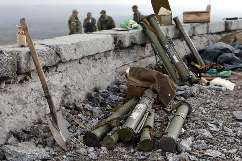 Ukraine, Russian weapons