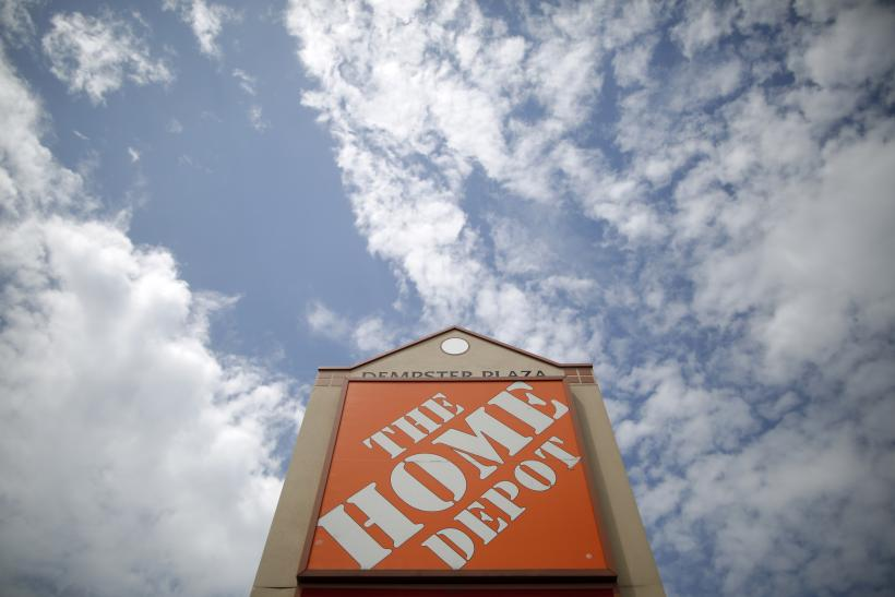 Home Depot Credit Card Data Breach