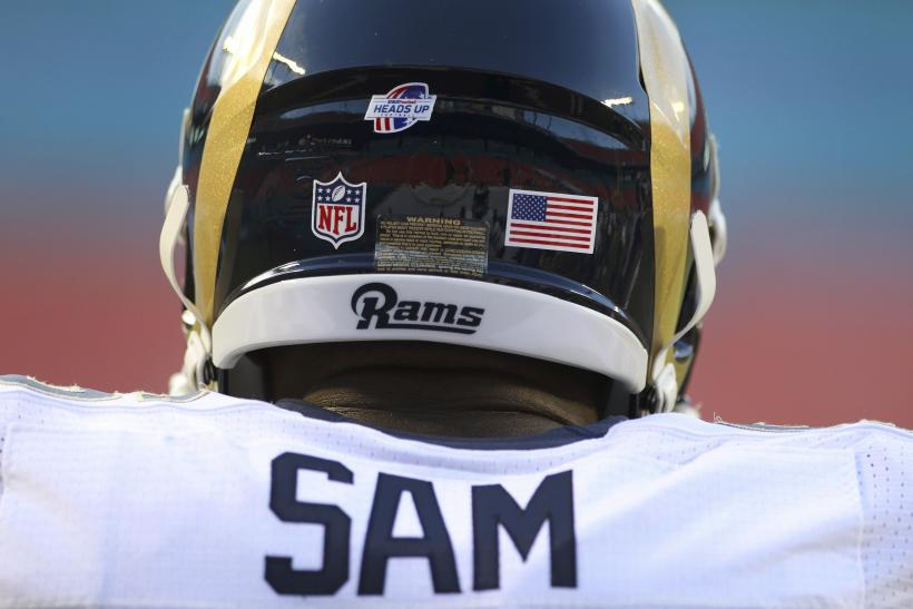 new products d5ee8 ef299 Michael Sam News: Cowboys Jersey Sales Could Be Financial ...