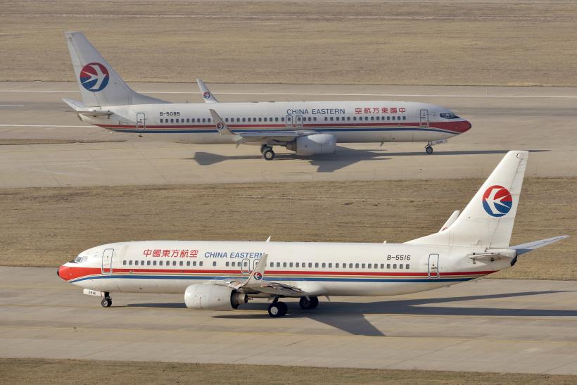 China Eastern Airlines Boeing