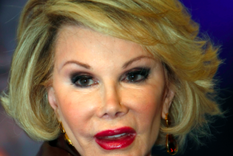 Joan Rivers Quotes: 15 Of The Comedian\'s Funniest One-Liners
