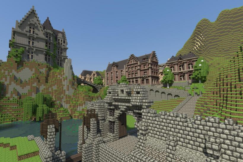 Minecraft' Xbox One Edition Launches: New Features, How To Transfer