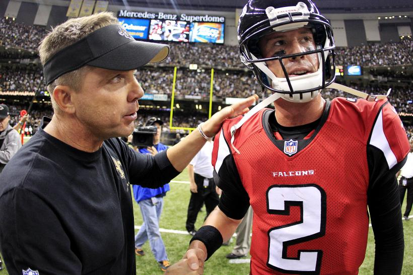 Sean Payton Matt Ryan