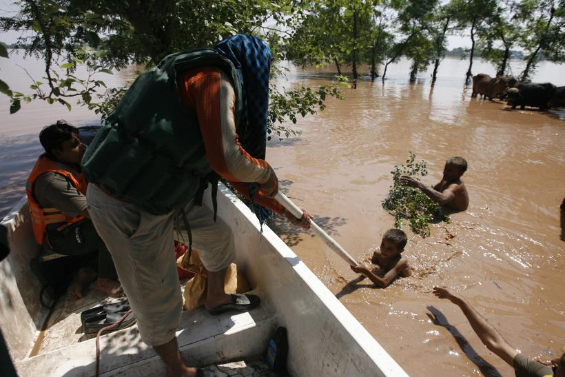 India Pakistan Flooding
