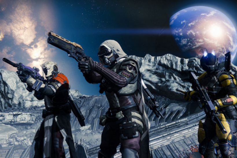 what is the release date of destiny