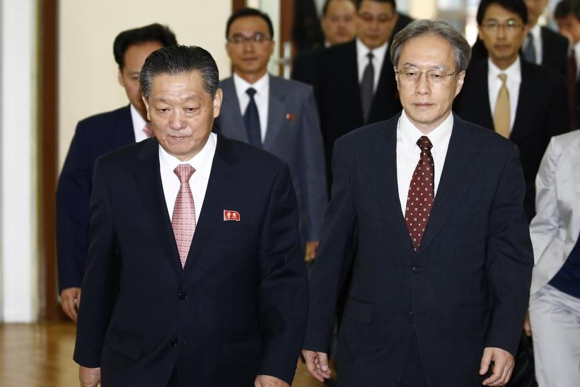 Korea-Japan talks on abduction