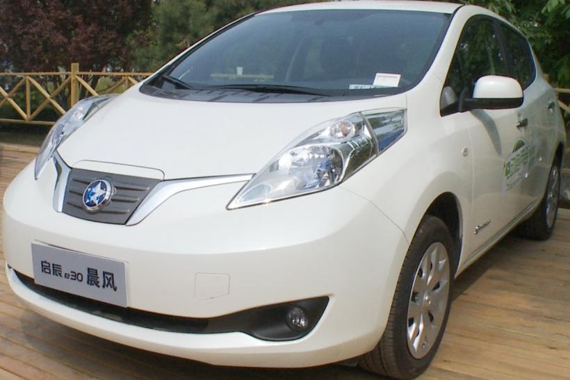 Nissan Leaf In China: Japanese Carmaker Begins Selling Venucia E30 In  China, Claims 109 Miles Per Charge