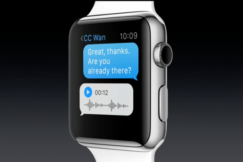 apple watch features apps 2